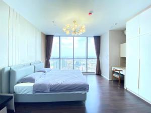 For RentCondoOnnut, Udomsuk : SK03163 For rent Whizdom Inspire Sukhumvit, size 188.21 sqm., 44th floor ** BTS Punnawithi **