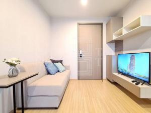 เช่าคอนโดท่าพระ ตลาดพลู : For Rent The Privacy Thaphra Interchange (27 sqm.)