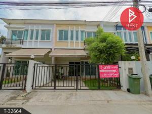For SaleTownhouseSamrong, Samut Prakan : Townhouse for sale Vista One Eto Thepharak-Wongwaen Samut Prakan.