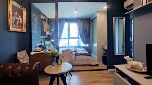 For RentCondoPattaya, Bangsaen, Chonburi : E525 Condo for rent, Kensington Laemchabang-Sriacha, 25 sqm. 1 bedroom with washing machine.