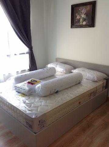 For RentCondoNawamin, Ramindra : G 4041💛 Condo for rent, Premio Fresco (Ramintra), beautiful room, ready to move in.