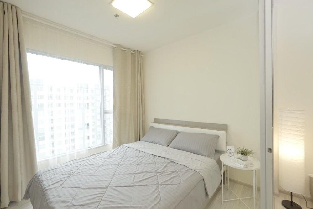 For RentCondoRattanathibet, Sanambinna : G 4050💛 Condo for rent Aspire Rattanathibet 2, beautiful room, ready to move in.
