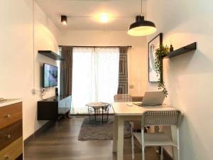 For RentCondoRama9, RCA, Petchaburi : For Rent A Space Asoke-Ratchada (35 sqm.)