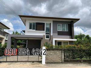 For SaleHouseChengwatana, Muangthong : Quick sale!! 2 storey detached house, Ratchaphruek Road, Casa Gusto Village, Ratchaphruek-Chaengwattana CASA PRESTO Ratchaphruek - Chaengwattana, Om Kret Subdistrict, Pak Kret District, Nonthaburi Province