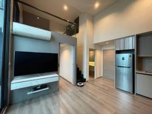 เช่าคอนโดสะพานควาย จตุจักร : ให้เช่า The reserve ประดิพัทธ์ 1 Bed Loft ห้องสวยชั้นสูง