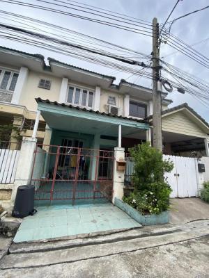 For SaleTownhouseChengwatana, Muangthong : Quick sale! Townhouse, Nonthiwa Garden University, Tiwanon