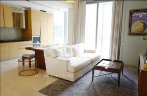 For RentCondoSilom, Saladaeng, Bangrak : Condo for rent Saladeang Residence, size 101.30 Sq.m, 2 bed 2 bath, price only 50000!!
