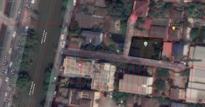 For SaleLandBang Sue, Wong Sawang : Land for sale with buildings, size 161 sq m.