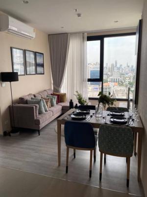 "For RentCondoSukhumvit, Asoke, Thonglor : 🚨 XT EKKAMAI 🚨 ""Hot deal!!! "" 2 bed 2 bath 53.5 sq.m. : Price 34.5K"