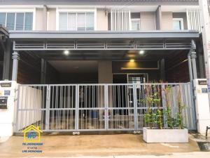 For RentTownhouseRangsit, Patumtani : ++For Rent++ Baan Pruksa View 84 near Bangkok University