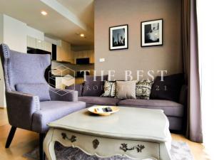 เช่าคอนโดสุขุมวิท อโศก ทองหล่อ : 🚨 เช่าราคาดีสุด  HQ Thonglor 2 ห้องนอน ชั้นสูง ราคาเช่า เพียง 40,000 บาท/เดือน