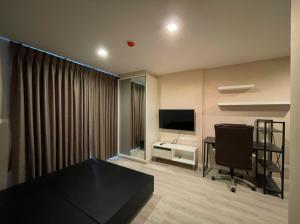 For SaleCondoKhlongtoei, Kluaynamthai : Condo for sale Metro Luxe Rama 4 Studio room.