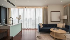 For SaleCondoSukhumvit, Asoke, Thonglor : FOR SALE : 3 BEDROOM 139 sq.m Fully Furnished at KHUN BY YOO
