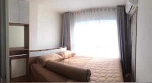 For RentCondoKhlongtoei, Kluaynamthai : Lumpini Place Rama 4 - Ratchadaphisek, corner room, fully furnished