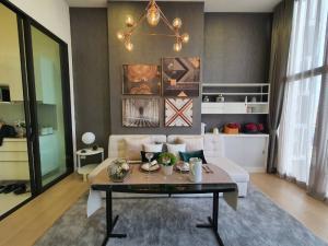 เช่าคอนโดพระราม 9 เพชรบุรีตัดใหม่ : Chewathai Residence ASOKE 16 fl