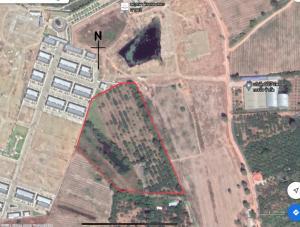 For SaleLandPrachin Buri : Land for sale in Sri Maha Phot, area 17 rai 2 ngan 26 square wah