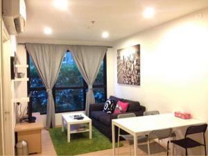 For RentCondoChengwatana, Muangthong : 🎉Condo The Base Chaengwattana, 2 bedrooms, pool view 🎉