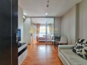For RentCondoThaphra, Wutthakat : Available for rent next to BTS, MRT Bang Wa - The President Sathorn Ratchapruek 1st phase - 18th floor, 1 bedroom, 30 sq m.