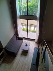 For RentCondoSathorn, Narathiwat : 🟢There is a washing machine🟡🟣Blossom Condo for rent at Sathorn - Charoenrat 🟢🟡🟣 Line @wmcondo has @ too, call 088-636-2624