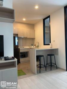For RentCondoRama9, RCA, Petchaburi : LI051_N🌟😍LIFE ASOKE, beautiful room, can store a lot. Ready to move in 🌟😍