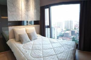 For RentCondoOnnut, Udomsuk : 🎉🎉Hot deal 💥💥 Condo Whizdom 101 Connect Sukhumvit [Whizdom 101 Connect Sukhumvit] beautiful room, good price, good view, convenient transportation, few minutes from the BTS. fully furnished ready to move in Make an appointment to see the room.
