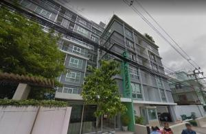 For RentCondoOnnut, Udomsuk : Casa Condo Sukhumvit 97, ready to move in, 33 sqm, starting price 9500 baht Line ID: @likebkk (with @ too)