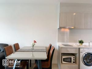 For RentCondoOnnut, Udomsuk : LI052_P 💖Life Sukhumvit 48 💖 **Beautiful room, fully furnished, ready to move in** New room, never rented.