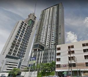 เช่าคอนโดพระราม 9 เพชรบุรีตัดใหม่ : ริทึ่ม อโศก พร้อมอยู่ 23 ตรม ราคาเริ่มต้นที่  11500 บาท  Line : @likebkk (มี @ ด้วย)