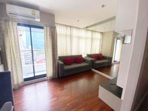 For SaleCondoRatchathewi,Phayathai : SC757 Sell or rent Phayathai Place Condo, corner room, near BTS Phaya Thai.