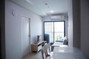 For SaleCondoRatchadapisek, Huaikwang, Suttisan : Condo for sale, Fuse Miti Ratchada-Sutthisan, 1 bedroom, 32.55 sqm.