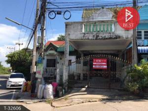 For SaleTownhouseAyutthaya : Selling cheap, 2-storey townhome, Paiphan Village, Bang Pahan, Nakhon Luang, Phra Nakhon Si Ayutthaya.