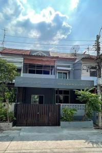 For SaleTownhouseNawamin, Ramindra : Urgent sale, townhouse, fully furnished.