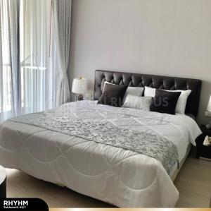 เช่าคอนโดอ่อนนุช อุดมสุข : ✨ Rhythm Sukhumvit 44/1 ✨ 1 bedroom Ready to move high floor 20K/Month
