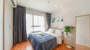 For SaleCondoRama5, Ratchapruek, Bangkruai : Sell beautiful room, ready to move in, fully built-in, new decoration, fully furnished, near BTS, lower price than Lumpini Ville Nakhon In-Riverview