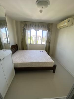 For SaleCondoRamkhamhaeng, Hua Mak : Condo for sale, excellent location, 1 bedroom, 28 sqm, Lumpini Bodindecha. Ramkhamhaeng B1, 7th floor, only 1.35 million