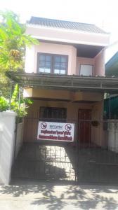 For RentHouseRatchadapisek, Huaikwang, Suttisan : 2 storey house for rent, Soi 20 June Yaek 5, near Muang Thai Phatra Market.