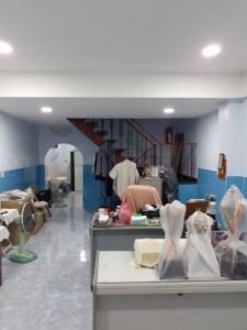 For SaleTownhouseRattanathibet, Sanambinna : For sale by owner, 2-storey townhome, Jai Jai Village, Soi Rewadee 46, size 21 sq m.