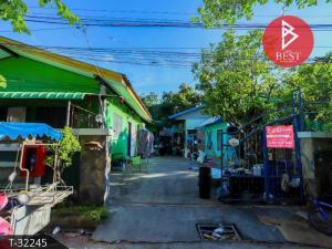 ขายบ้านสำโรง สมุทรปราการ : ขาย บ้านเดี่ยวชั้นเดียว หมู่บ้านสินสมบูรณ์ เทศบาลบางปู 45 สมุทรปราการ