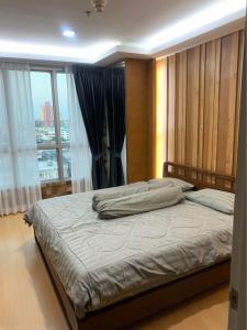 For RentCondoRatchadapisek, Huaikwang, Suttisan : 🔥 Condo for rent [Life Huai Khwang-Ratchada] furniture + electrical appliances, beautiful room, still available!!!🔥