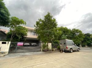 ขายบ้านนครปฐม พุทธมณฑล ศาลายา : ขายบ้านเดี่ยว 2 ชั้น 128 ตารางวา ติดถนนพุทธมณฑลสาย3