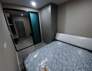 ขายคอนโดบางนา แบริ่ง : คอนโดต้องการขาย น็อตติ้ง ฮิลล์ สุขุมวิท105  ซอย ลาซาล 9  บางนา บางนา 1 ห้องนอน พร้อมอยู่ ราคาถูก