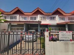 For SaleTownhouseBangbuathong, Sainoi : Townhouse for sale, 2 floors, Kittichai Village 15, Sai Noi, Nonthaburi, 33 sq.wa.
