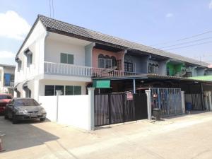 For SaleTownhouseBangbuathong, Sainoi : Townhouse renovated cheap price