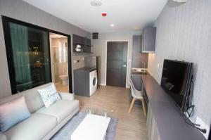 For SaleCondoBangna, Lasalle, Bearing : Condo for sale, Villa Lasalle, Sukhumvit 105, size 26 sqm., Building A, 2nd floor.