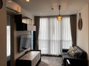 For RentCondoRama9, RCA, Petchaburi : Condo for rent The Line Asoke-Ratchada Type 1 bedroom 1 bathroom Size 32.47 sq.m. Floor 26