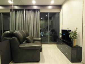 For RentCondoBangna, Lasalle, Bearing : Condo for rent, Ideo Mobi Sukhumvit Eastgate, near BTS Bangna, only 150 meters.