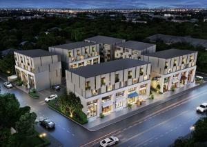 ขายตึกแถว อาคารพาณิชย์เชียงใหม่ : อาคารพาณิชย์ ใจกลางถนนนิมมานเหมินทร์ ตึกใหม่ จองรอบ VIP