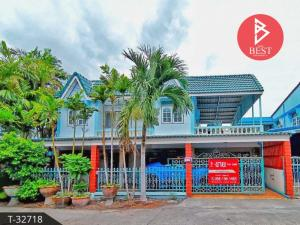 For SaleHouseMahachai Samut Sakhon : house for sale Samut Island Village Mahachai-Rama 2, Samut Sakhon, ready to move in