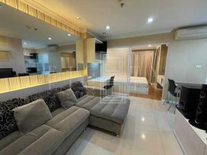 For RentCondoRama9, RCA, Petchaburi : For Rent Lumpini Place Rama 9-Ratchada (37 sqm.)