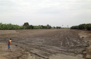 ขายที่ดินลาดกระบัง สุวรรณภูมิ : ขายที่ดินไม่ไกลจากสนามบินสุวรรณภูมิ 19 ไร่